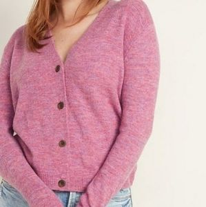 Old Navy Slouchy Soft-Brushed Cardigan